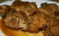 Pies de cerdo a la catalana, Este guisado de pies de cerdo, os va a encantar, sobre todo aquellas personas que les gustan este tipo de platos. Hoy los vamos a elab...