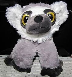 plush lemur :) https://www.facebook.com/pages/Disneycollecbell/603653689716325