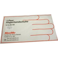 HANDSCHUHE Strick Baumwolle Grösse 8 dünn:   Packungsinhalt: 2 St Handschuhe PZN: 04052413 Hersteller: Strickmoden Bruno Barthel GmbH &…