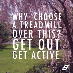Easier said than done in Winter!  What are your favorite workouts right now?