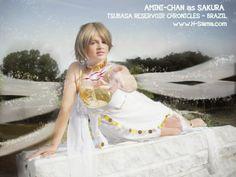 H-SAMA blog: COMO FAZER? cosplay Sakura - Tsubasa Reservoir Chronicles