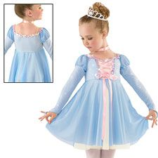 Someday My Prince Will Come #dance #ballet #costumes #dressup #child #kids #clothing #couture #teaparty #fairtytale #princess