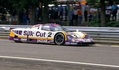 Jaguar XJR-9 Surely the car that in 1988 delivered the Big Cat its first Le Mans win for over 30 years qualifies for this list? The seven-litre, V12-powered, Silk Cut-branded, Tom Walkinshaw-run Group C car fought tooth and nail with arch rival Porsche during the 24 Hours and came out on top. A classic Le Mans won by an iconic machine.