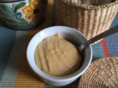 Scrub viso con farina di miglio e miele