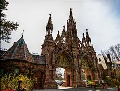 The Green-Wood Cemetery in Brooklyn, NY
