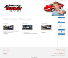 Johnno's Tiltray Services