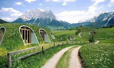 Casele hobitilor - locuinte sustenabile cu design de poveste - Case practice