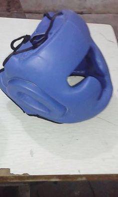 Sale Blitz Club Semi Contact Head Guard Boxing Martial Arts Red Blue