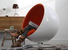 Resultado de imagen de sillones para niños  colgantes forma de bola