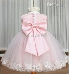 PINK Ball Gown Wedding Flower Girls Dress-PINK Balloon Type Dress For Toddler Girls-Elegant High Quality Ball Gow Dress - Jewelry Design Jewelry design 2020 Jewelry Ideas 2020 Flower Girls, Wedding Flower Girl Dresses, Gown Wedding, Fashion Kids, Girl Fashion, The Dress, Baby Dress, Dress Girl, Dress Long