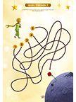 Le Petit Prince jeu du labyrinthe