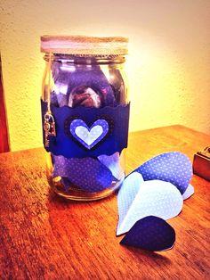 DIY Valentines Gift for Him, my version.