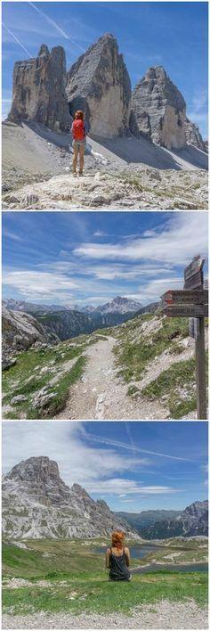 Drei Zinnen Wanderung - Die wohl schönste Route durch die Dolomiten