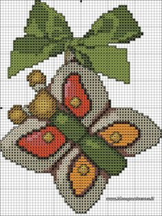 schemi a punto croce ispirati alla famose creazioni THUN Cross Stitching, Cross Stitch Embroidery, Cross Stitch Patterns, Minnie Baby, Hand Embroidery Flowers, Christmas Cross, Show And Tell, Needlework, Diy And Crafts