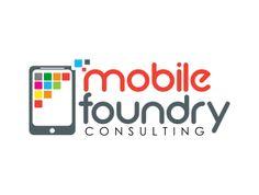 Amazing #mobile #logo design bought at Logo123.com