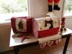 Nice sewing machine covers.