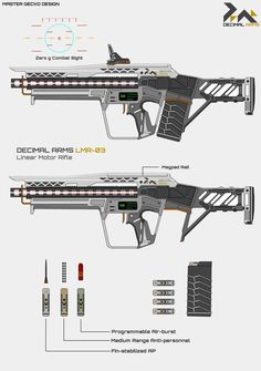Decimal Arms by on DeviantArt