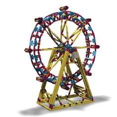 http://londonist.com/2013/12/santas-lap-london-eye-construction-puzzle.php | Santa's Lap: London Eye Construction Puzzle