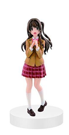 Banpresto The Idolmaster 7.1-Inch Uzuki Shimamura New Generations Figure