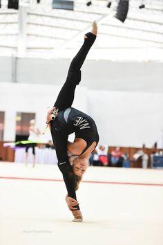 Alexandra SOLDATOVA (Russia) ~ Training Clubs @ OG Rio De Janeiro-Brasil 2016 Oleg Naumov.