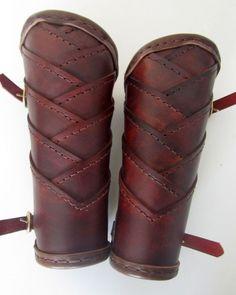 Elven Style Vambraces