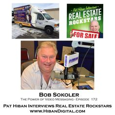 Bob Sokoler is Owner of The Sokoler Medley Team at RE/MAX Properties East and works alongside his better half Norine, (they have been married 38 years)... #realestate #podcast #pathiban #hibandigital #hibangroup #HIBAN #realestatesales #realestateagent #realestateagents #selling #sales #sell #salespeople #salesperson #bobsokoler