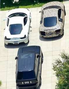 Justin Biebers 'Leopard' Print Audi R8. Find out more by clicking on the pic.