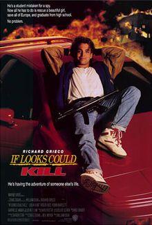 IMDB: 5.7 https://en.wikipedia.org/wiki/If_Looks_Could_Kill_(film)