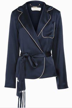 Пиджак — модная альтернатива пальто и тренчу | Мода | Выбор VOGUE | VOGUE