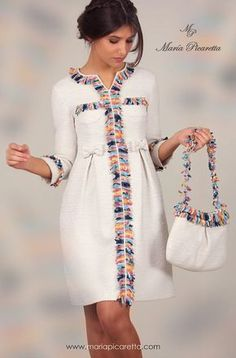 Swans Style is the top online fashion store for women. Shop sexy club dresses, jeans, shoes, bodysuits, skirts and more. Hijab Fashion, Fashion Dresses, Casual Dresses, Girls Dresses, Moda Vintage, Mode Style, Womens Fashion, Fashion Trends, Fashion Design