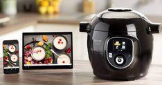 Notre test du multicuiseur Cook4me de Krups Info Board, Apps, Connect, Rice Cooker, Keurig, Coffee Maker, Kitchen Appliances, Guide, Bluetooth