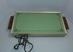 Vintage Cornwall Hot Electric Serving Tray Keep Your Dishes Warm This Holiday  #Cornwall