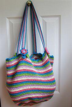 Ravelry: carollistens' A Lucy Beach Bag