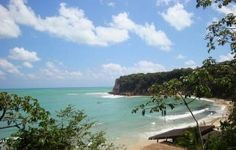 Lovely Praia do Madeiro in Pipa, Brasil. One of the most gorgeous places on earth!  And lots of dolphins, woohoo!