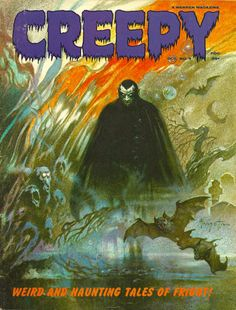 Cover for Creepy (1964 series) #5