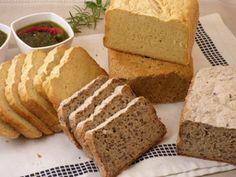 Kenyérsütőgépben sült házi kenyerek recept Cornbread, Ethnic Recipes, Minden, Food, Millet Bread, Essen, Meals, Yemek, Corn Bread