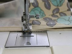 Sewing 101: Curtains