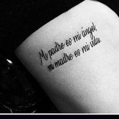 Some original tattoos with phrases for children. Dad Tattoos, Neue Tattoos, Family Tattoos, Future Tattoos, Body Art Tattoos, Small Tattoos, Girl Tattoos, Sleeve Tattoos, Tatoos