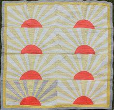 Historically Modern: Quilts, Textiles & Design: Art Deco Textiles