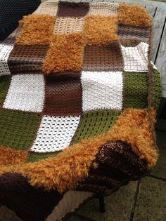 Cuddle me blanket  , fluffy deken