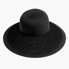 J.Crew Textured Summer Straw Hat - BestProducts.com