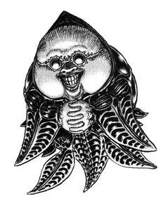 Ubik - The God Hand - Berserk