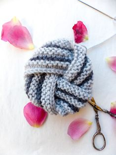 Tawashi tricoté