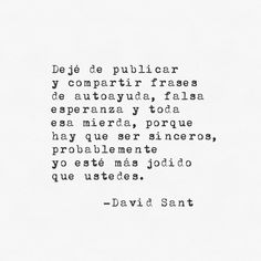 #davidsant #frases #