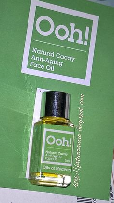 Ooh!-Oils of Heaven Natural Cacay Oil #OilsOfHeaven