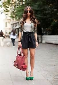 outfits zapatos verdes - Bing images