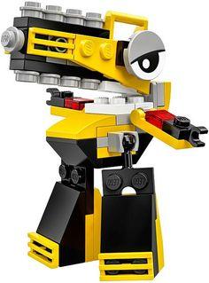 Mixels Serie 6: 41547 - Wuzzo #LEGO #LEGOMixels #Mixels #Mixels6