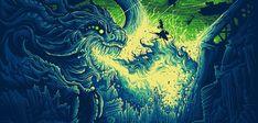 Les fascinantes illustrations de Dan Mumford