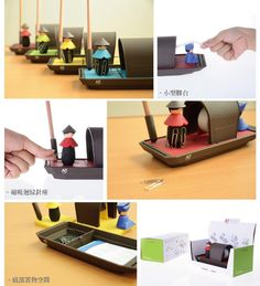 Small Rowboat Stationery Set