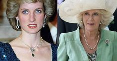 Camilla Caught Wearing Princess Diana's Most Cherished Wedding Gift. When You See It, You'll Be Lost For Words